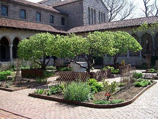 The Cloisters Museum and Gardens' collection contains around 2,000<br /> works of medieval art
