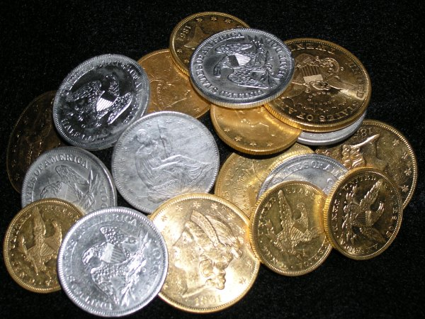 Check out Civil War-era gold and silver coins in Shipwreck!