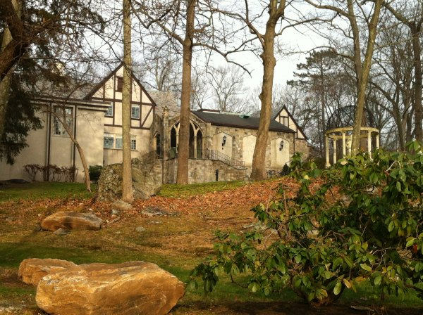 Stamford Museum & Nature Center, Bendel Mansion Museum Bldg.