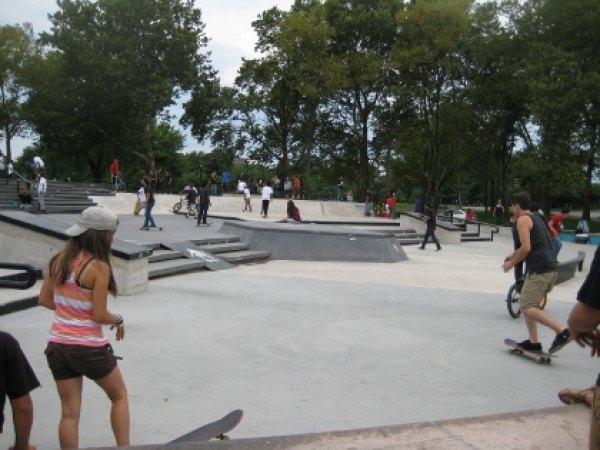 The Astral Fountain Skatepark