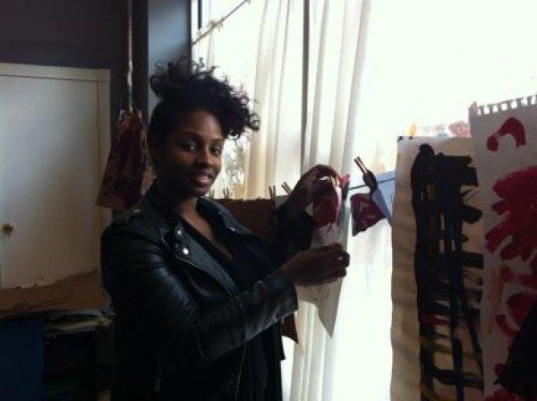 Preschool teacher and artist Shana Jackson cofounded WeeCreateBK