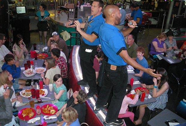 Kid Restaurants Near Rockefeller Center
