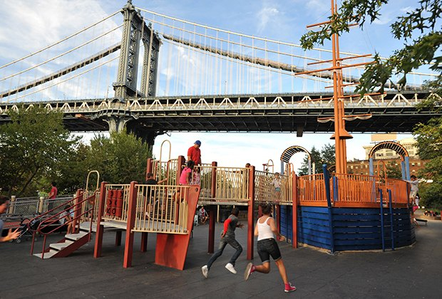 Dumbo with kids 50 fun things to do for families mommy for Cool things to do in brooklyn