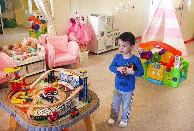 Indoor Activities For Babies On Long Island